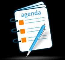 Voor in uw agenda