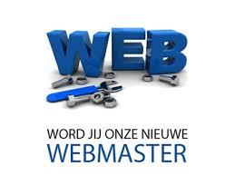 Webmaster gezocht.